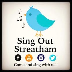Streatham Choir logo