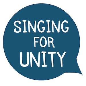Singing For Unity logo